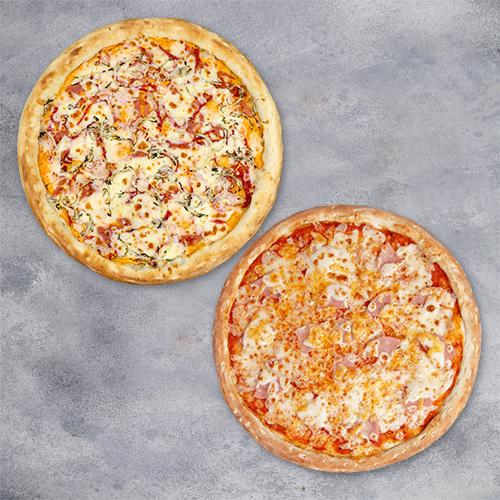 Комбо «2 большие мясные пиццы» из группы ЭКОНОМиЯ