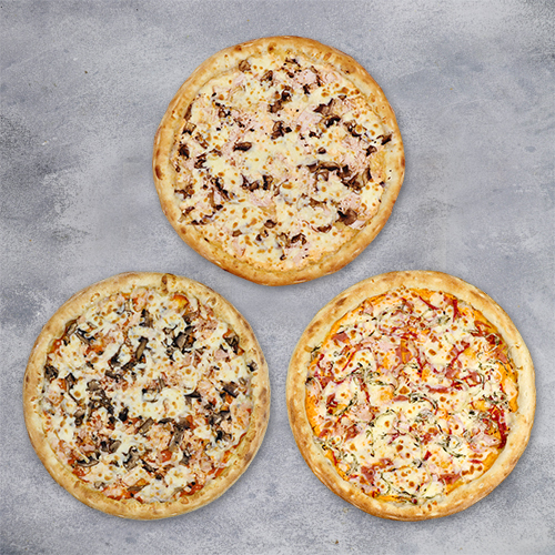 Комбо «3 большие пиццы» из группы ЭКОНОМиЯ