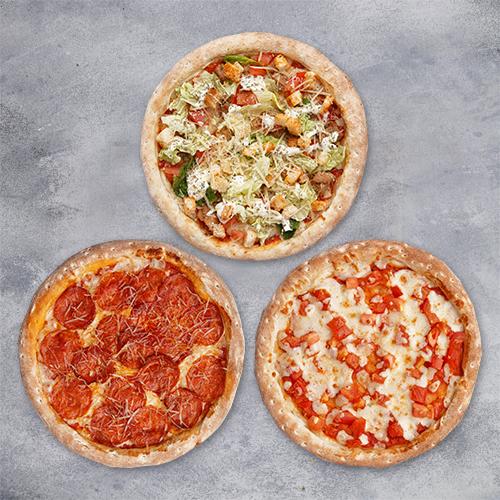 Комбо «3 маленькие пиццы» из группы Вкуснее