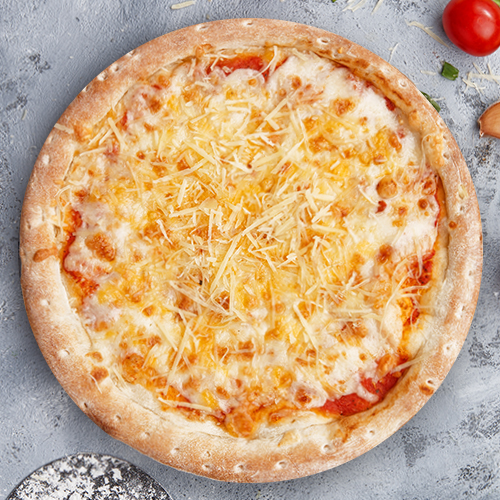 Пицца 4 сыра из группы «Вкуснее»