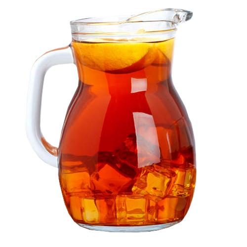 Холодный черный чай собственного приготовления