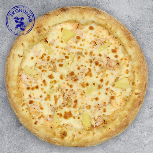 Пицца Гавайская из группы Экономия на традиционном тесте