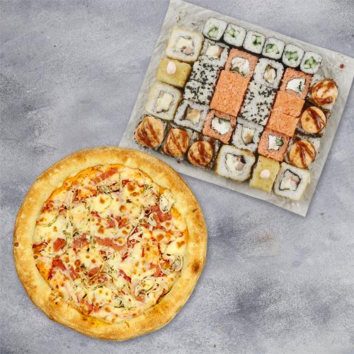 Набор Белиссимо + пицца из группы «ЭКОНОМиЯ»