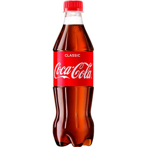 Кока-Кола 0,5 л.