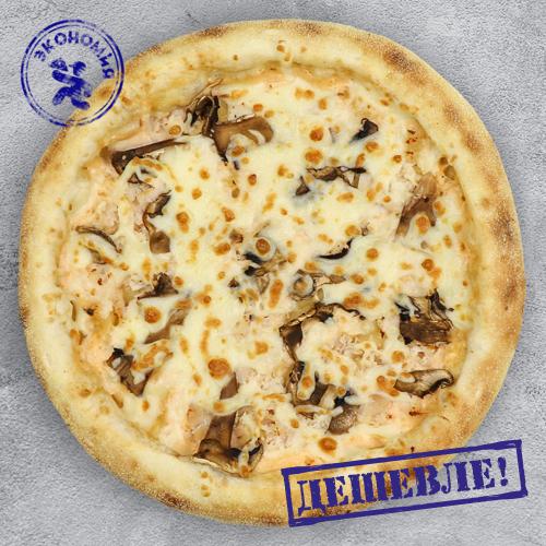 Пицца с курицей и грибами из группы Экономия