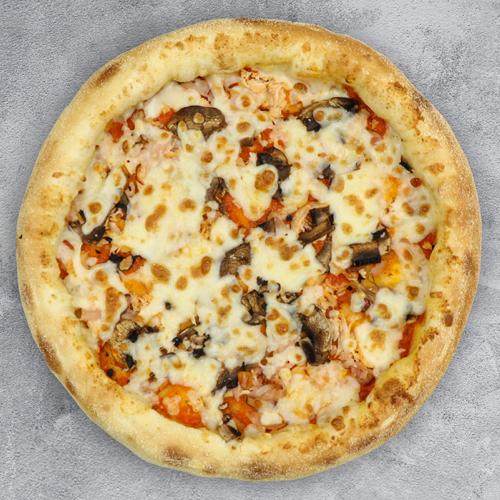 Пицца с курицей, беконом и грибами из группы «Экономия»