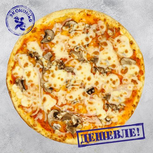 Пицца с курицей, беконом и грибами из группы Экономия