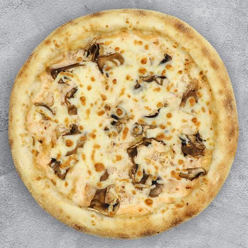 Пицца с курицей и грибами из группы «Экономия»