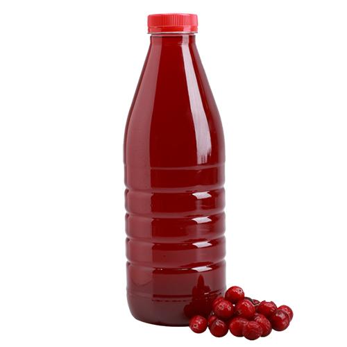 Морс из лесных ягод собственного приготовления
