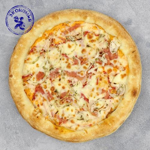Пицца Мясная из группы Экономия на традиционном тесте