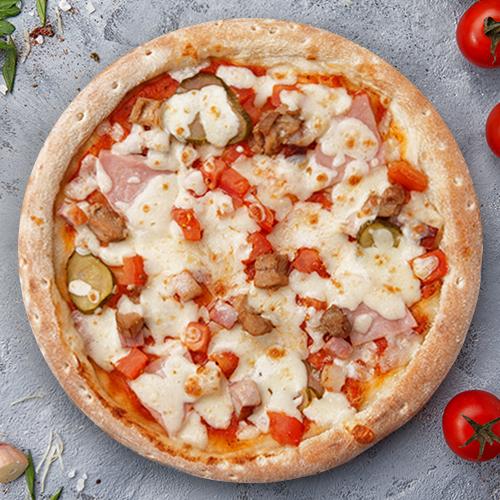 Пицца Сборная из группы «Вкуснее»
