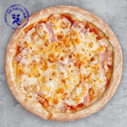 Пицца с ветчиной из группы Экономия на традиционном тесте
