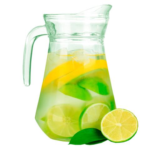 Холодный зеленый чай собственного приготовления