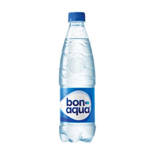 Бон аква газ. 0,5 л.